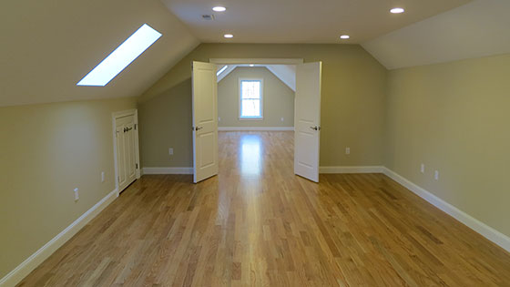 attic basement refinishing contractor
